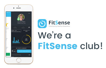 Fitsense Mobile App